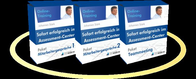 Assessment-Center-Training für Leadership
