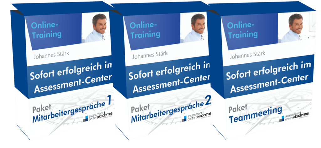 Assessment-Center-Training für Leadership