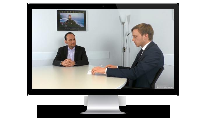 Mitarbeitergespräch Assessment Center mit Herrn Schäfer Version 2