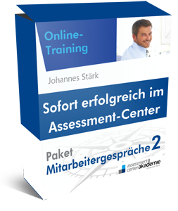 Assessment-Center-Rollenspiele online trainieren