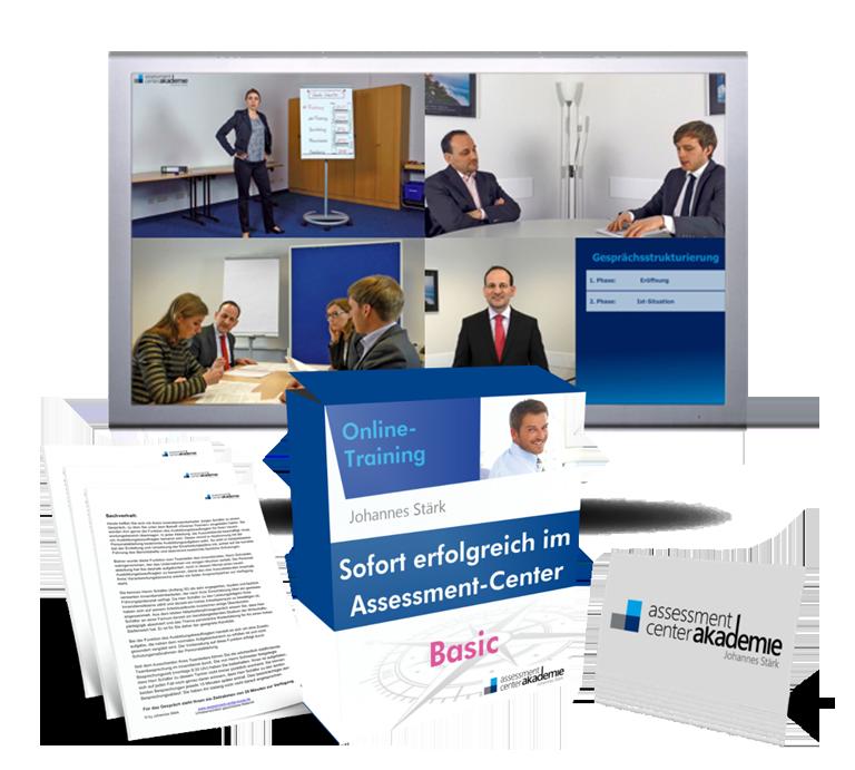 Assessment-Center-Training - Gratis als 20-Tages-Challenge