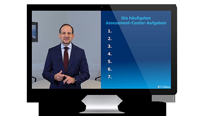 Die häufigsten Aufgaben im Assessment-Center